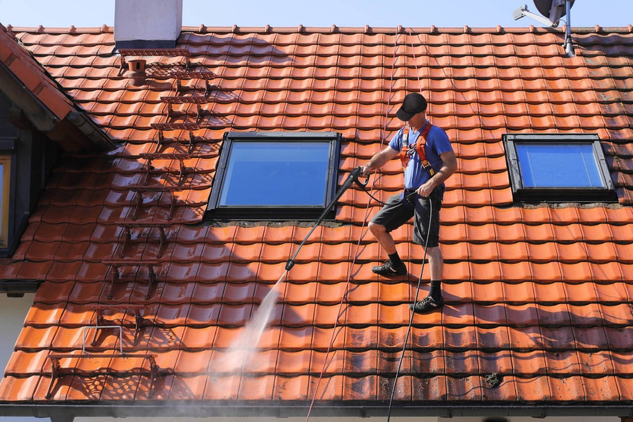 roof cleaning southampton